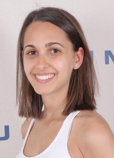 Sandra Crespo en el Spot TV de LIDL.