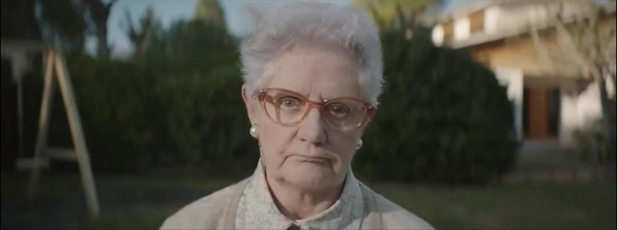 Lluisa Casas en el anuncio de DENTIX