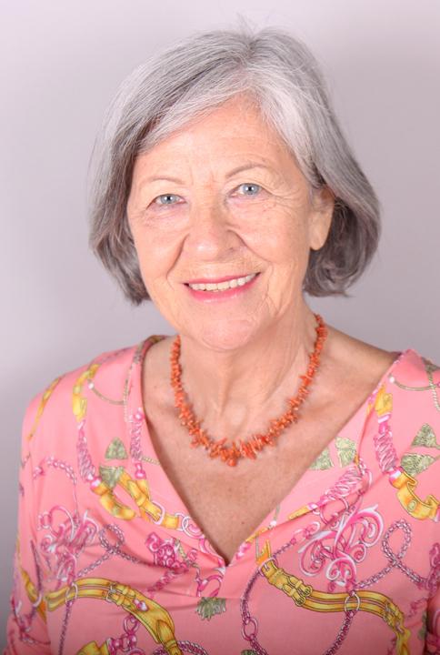 Genevieve Fougerol en la campaña de BBVA App