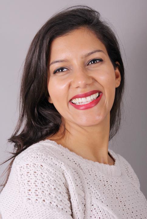 Mariam Bachir protagonista de la Película El Niño