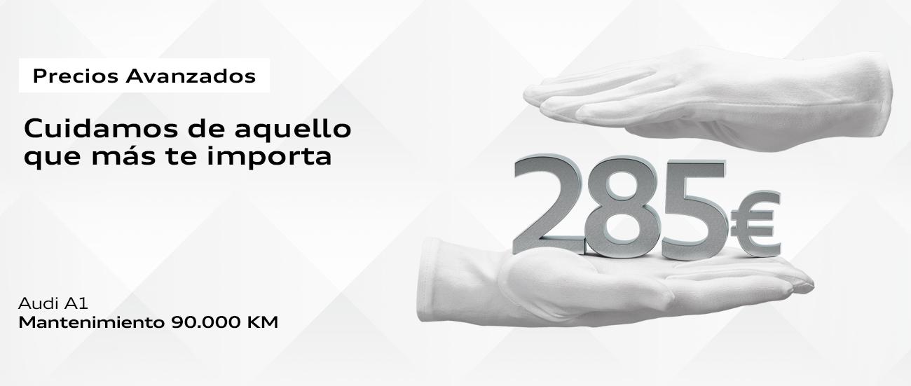 Jordi Franco pone sus manos para un spot de AUDI
