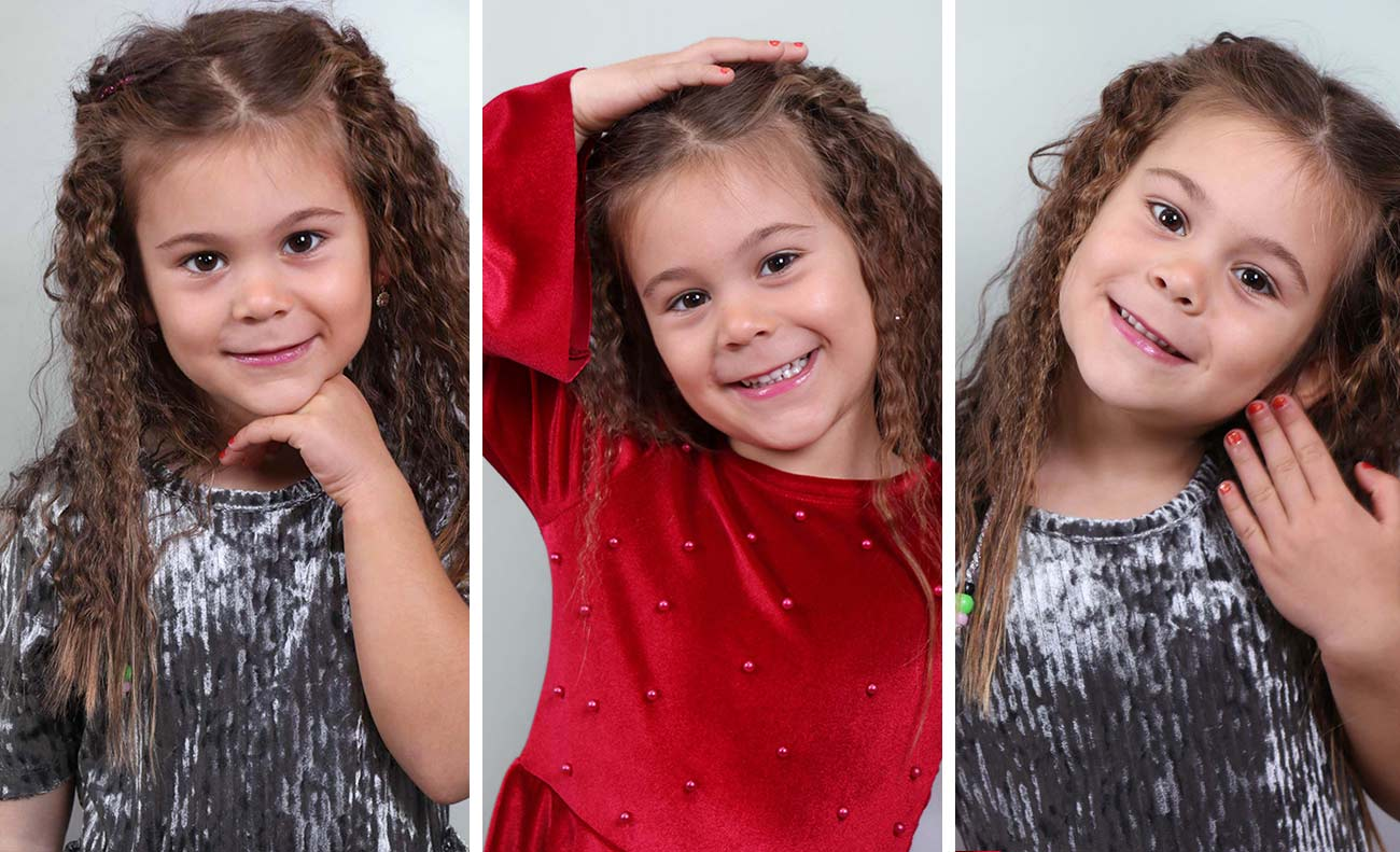 Alma Romocea, la niña de PNC Banc - JMA Modelos