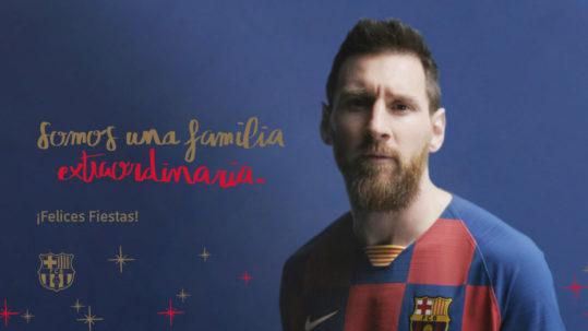 FC Barcelona Una Familia Extraordinaria